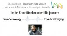 From Seismology to Medical Imaging : Dimitri Komatitsch's Scientific Journey